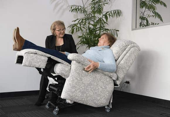 Posture Care Chair Co - Patented Zero Gravity Bariatric Chair